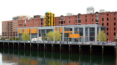 Museo infantil de Boston (Boston Children's Museum)