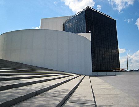 Museo y Biblioteca J.F. Kennedy de Boston (John F. Kennedy Presidential Library and Museum)