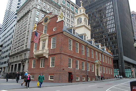 Old State House de Boston