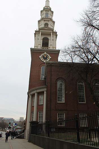 Park Street Church de Boston