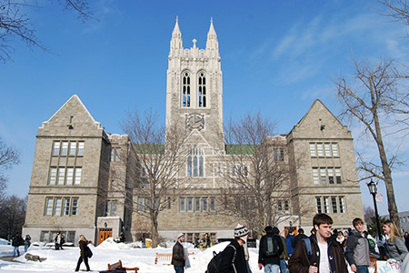 Foto de la universidad Boston College