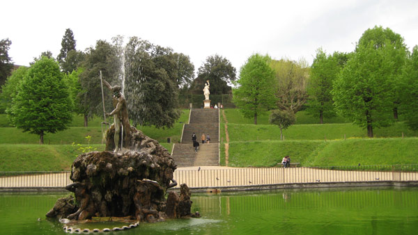 Possible to picnic in boboli gardens in florence rick for Articulos para jardin