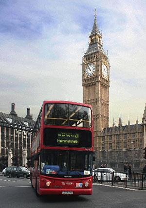 Consejos de transporte a Londres