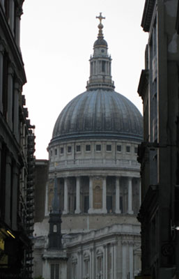 Catedral de San Pablo de Londres (Saint Paul's Cathedral)