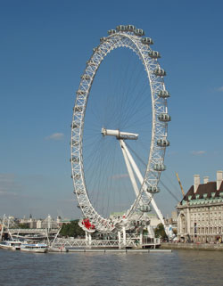 Foto de London Eye (El Ojo de Londres)
