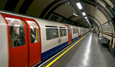 Metro de Londres (The Tube)