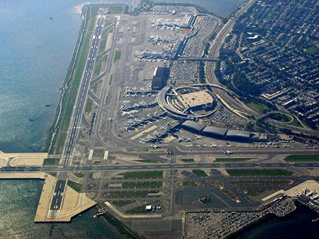 Aeropuerto La Guardia Airport – Nueva York