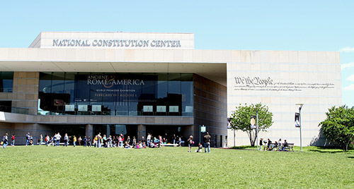 Museo National Constitution Centre de Philadelphia