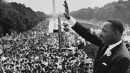Discurso en Washington I Have a Dream de Martin Luther King