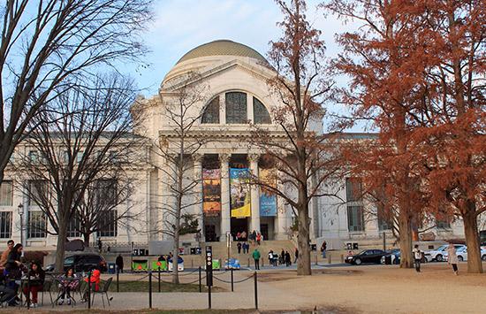 Museo Nacional de Historia Natural de Smithsonian