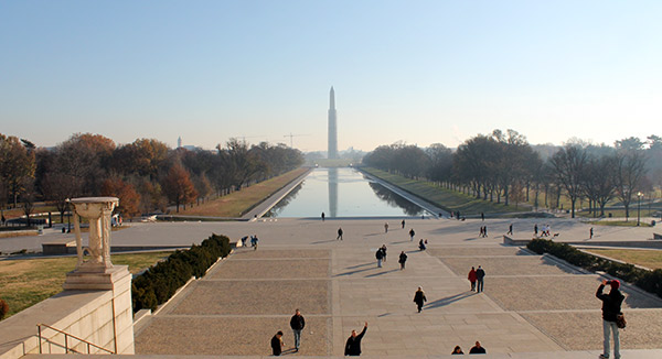 Parque National Mall