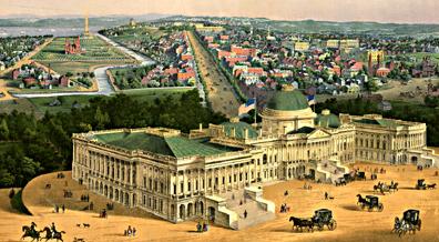 Antiguo capitolio de 1852